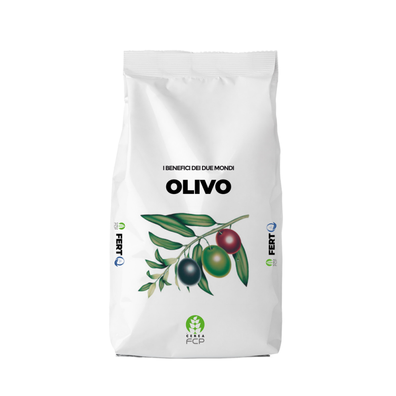 FERT OLIVO 12.6.6 SACCO KG 25